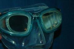 Maski ze szkłami optycznymi